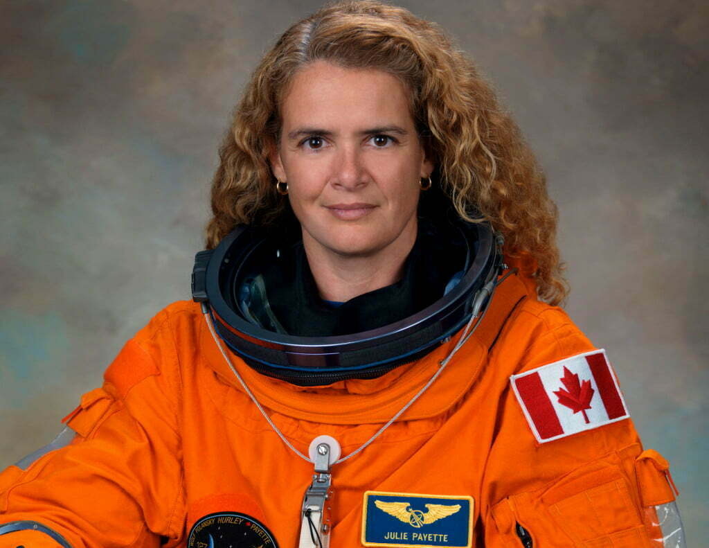 Image result for Julie Payette is a staggering governor wellknown